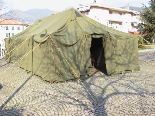 Tenda Da Campo.Tende Military